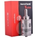 Kangertech aerotank Turbo clearomizer, 6ml - silver