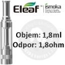iSmoka-Eleaf GS 14 clearomizer 1,8ohm, 1,8ml-silver