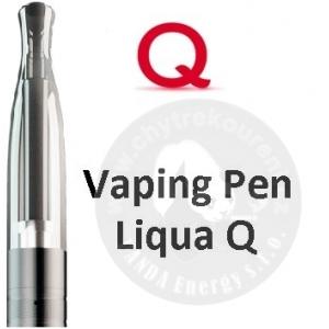 LIQUA Q VAPING PEN Clearomizer 2,0 ohm - black