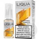 LIQUA Tradiční tabák  10 ml, 0 mg