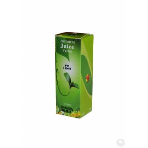 E-liquid PANDA JUICE Black devil 10ml, 6mg