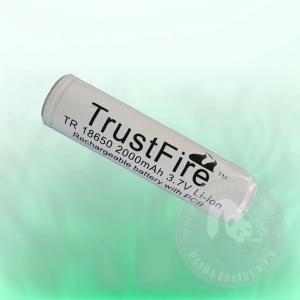 Baterie TrustFire 2000mAh